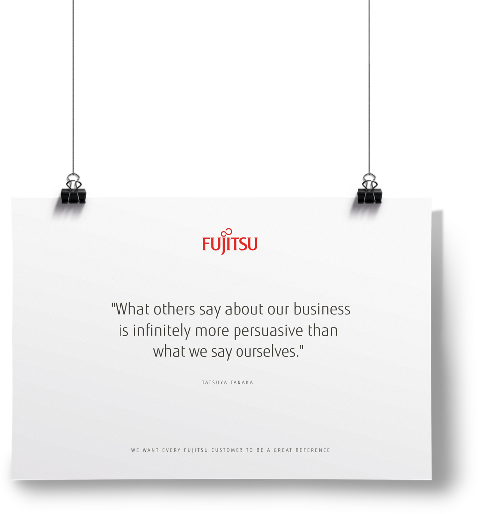Fujitsu quote